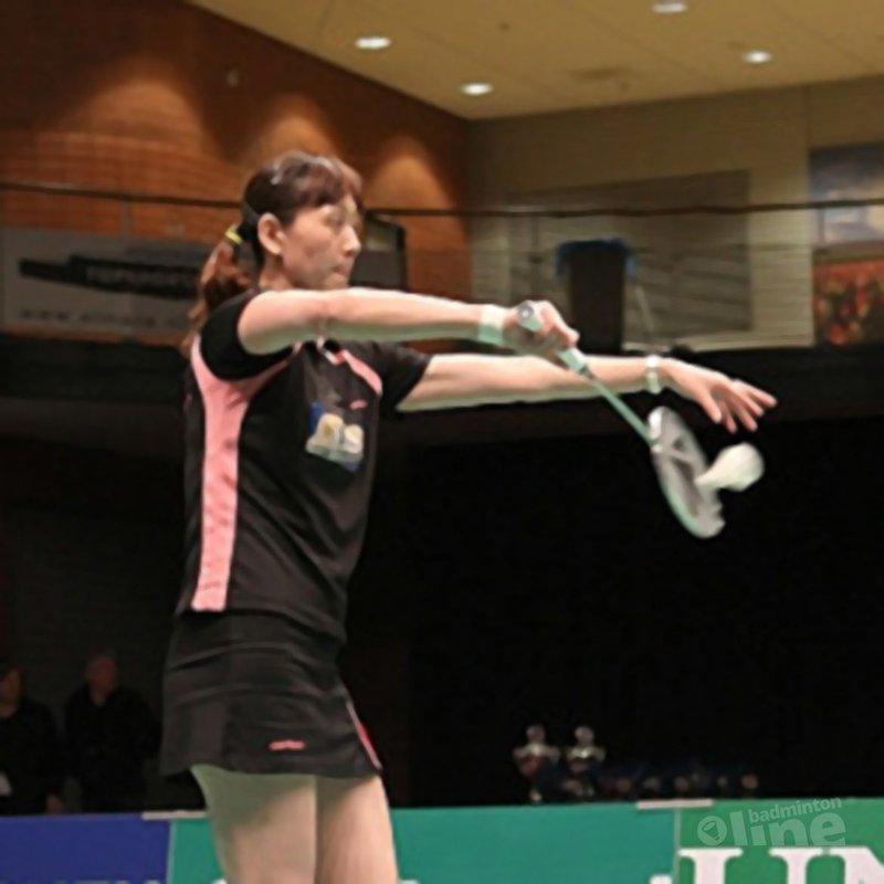 Yao Jie succesvol bij Djarum Superliga - Alex van Zaanen