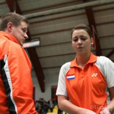 Makkelijke overwinning Nederland op EK badminton