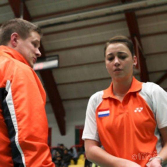 Makkelijke overwinning Nederland op EK badminton - Alex van Zaanen