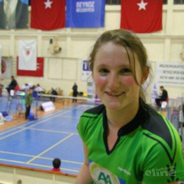 Kwartfinale voor Kirsten van der Valk in Turkije