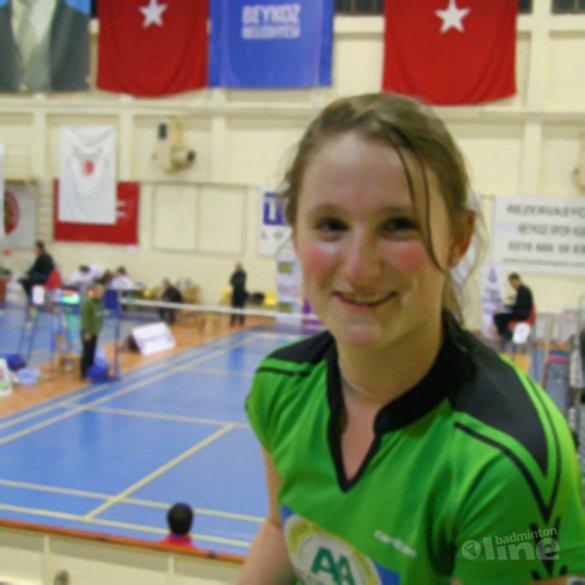 Kwartfinale voor Kirsten van der Valk in Turkije - André van der Valk