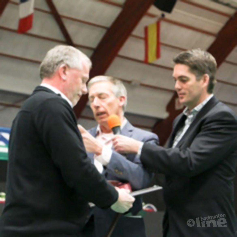 Martijn van Dooremalen krijgt BWF Award