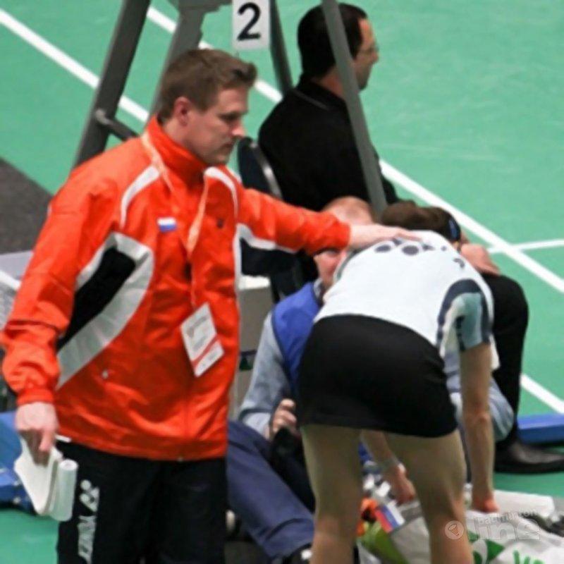 Nederland uitgeschakeld in kwartfinale - Alex van Zaanen