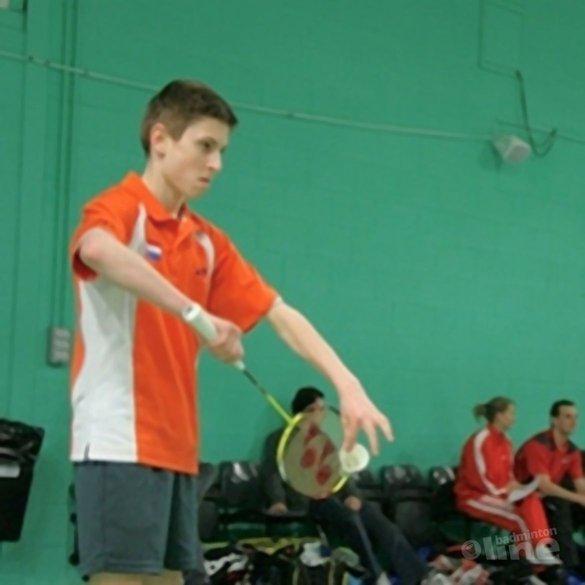 Bronzen medaille voor Alida Chen - Badminton Nederland