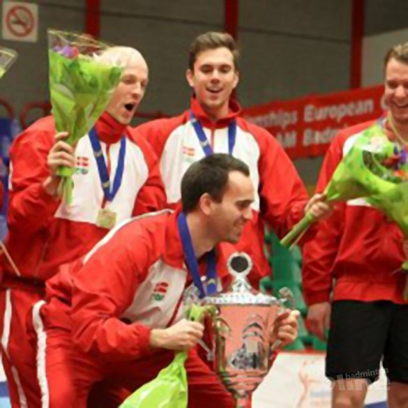 Danish Dominance and Germany best of the Rest - Alex van Zaanen