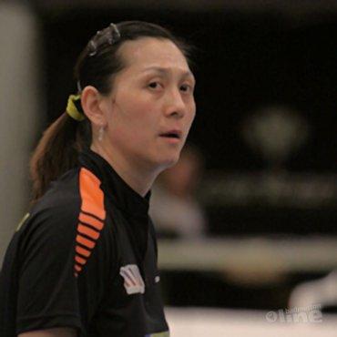 Yao Jie genomineerd voor Sportvrouw 2010 in Utrecht