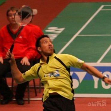 Palyama wint eerste ronde in de German Open