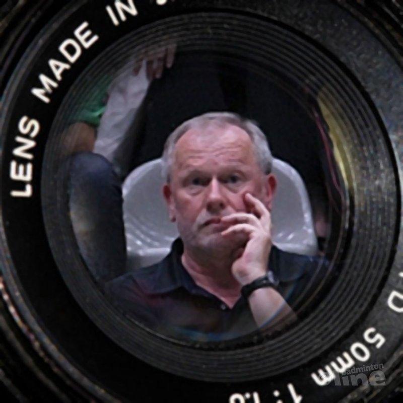 Dicky Palyama: 'Paparazzi' - badmintonline.nl