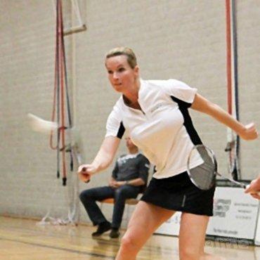 Badmintonicoon Beenhakker stopt als trainer van Smashing
