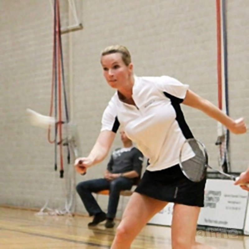 Badmintonicoon Beenhakker stopt als trainer van Smashing - Alex van Zaanen