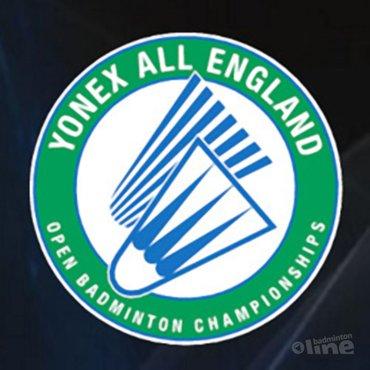Yao Jie en Palyama verliezen op All England