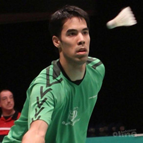 Daniëls over zijn German Open - Alex van Zaanen