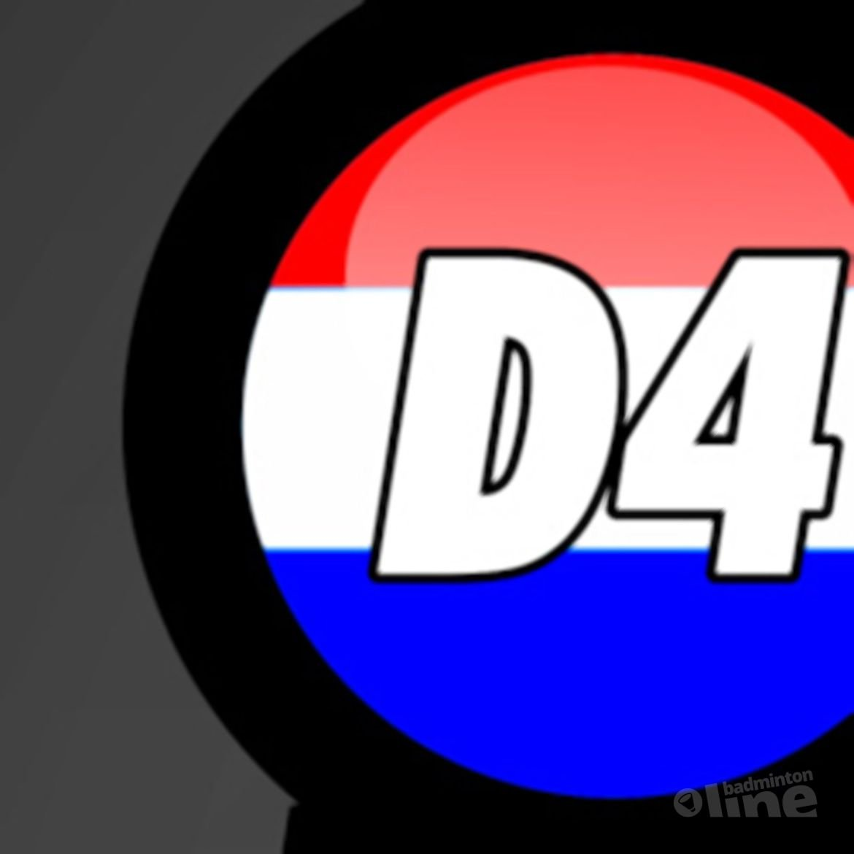 Eerste overleg tussen Badminton Nederland en TEAM D4