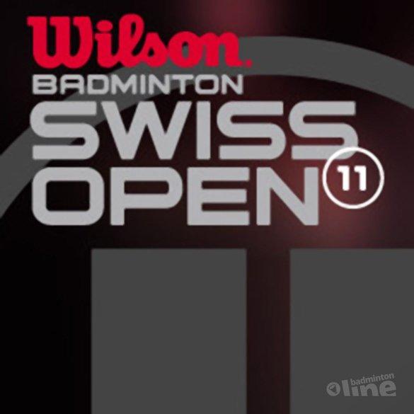 Yao Jie en Palyama in Bazel naar winst - Wilson Swiss Open