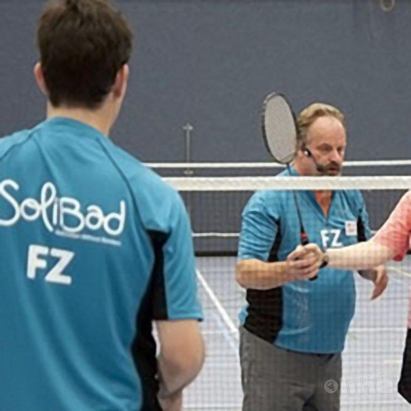 Daniëls aangesteld als ambassador coach bij Solibad - Solibad