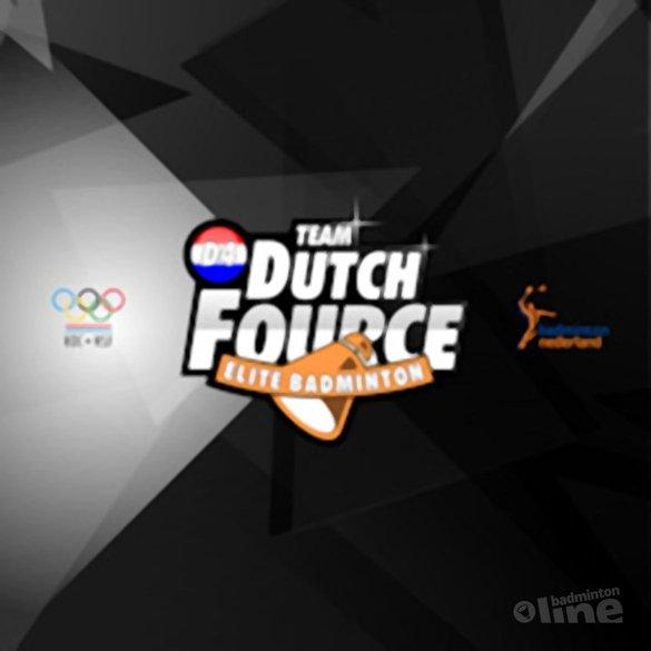 Resultaat overleg NOC*NSF, Badminton Nederland en TEAM Dutch Fource - TEAM Dutch Fource