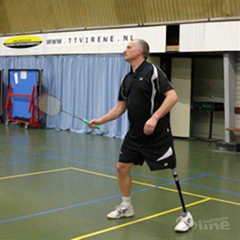 NK Aangepast badminton op 9 en 10 april - Eddy Boerman