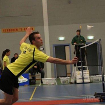 Jeroen van Moorst ook de komende twee jaren bij BV Almere