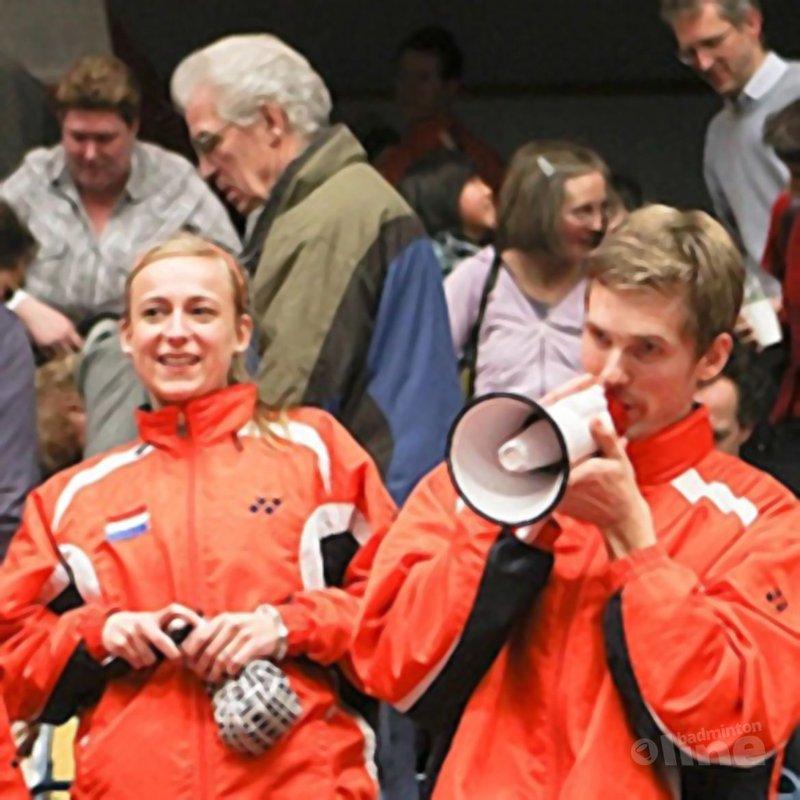 Dubbels laten WK badminton voor landenteams schieten - Alex van Zaanen