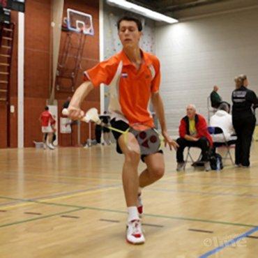 Vincent de Vries in selectie eredivisie BC Amersfoort