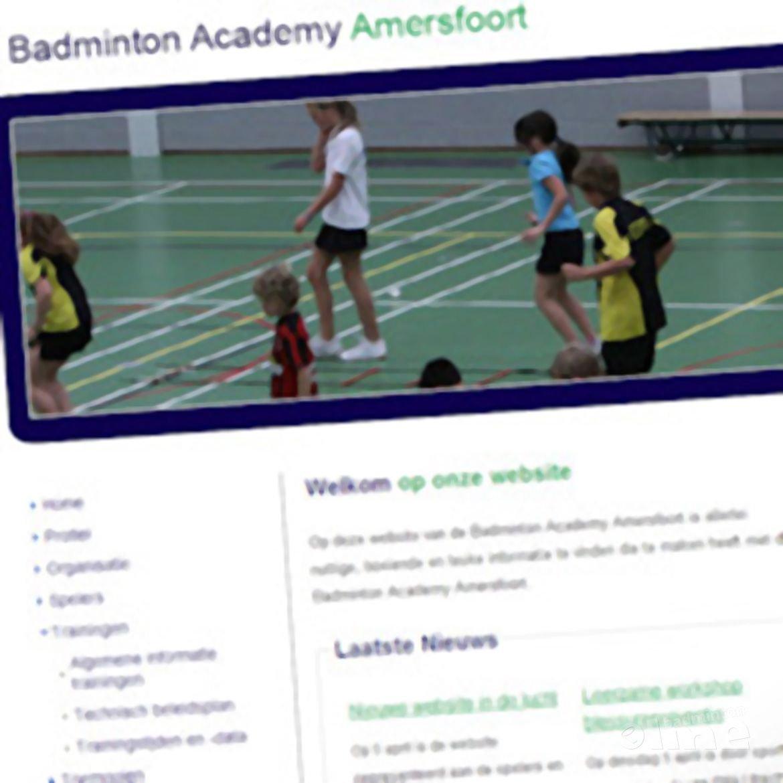 BA Amersfoort heeft nieuwe website
