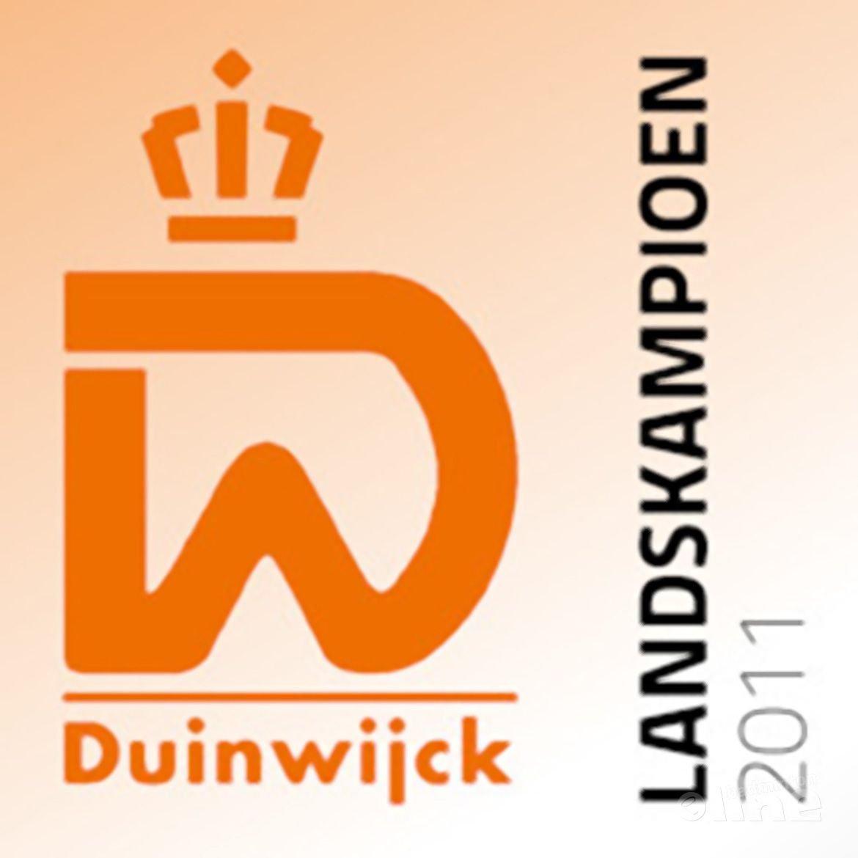Uitslagen finale eredivisie badminton 2011: Duinwijck - VELO