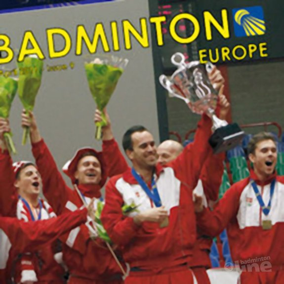 April edition of Badminton Europe's online magazine published - Badminton Europe