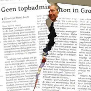 Badminton Nederland volkomen stuurloos