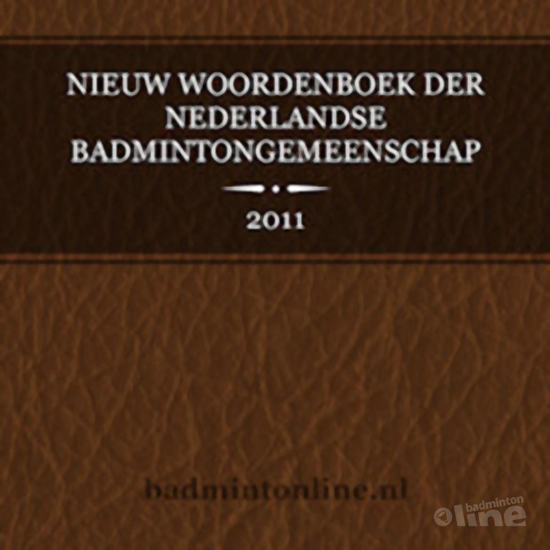 Nieuw Woordenboek der Nederlandse Badmintongemeenschap