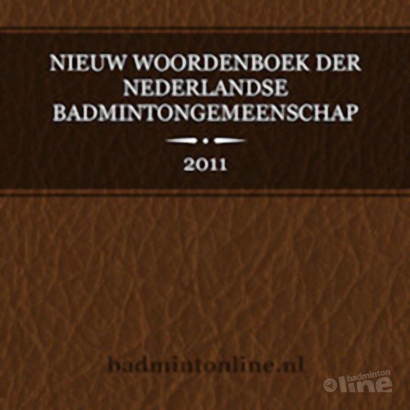 Nieuw Woordenboek der Nederlandse Badmintongemeenschap - CdR