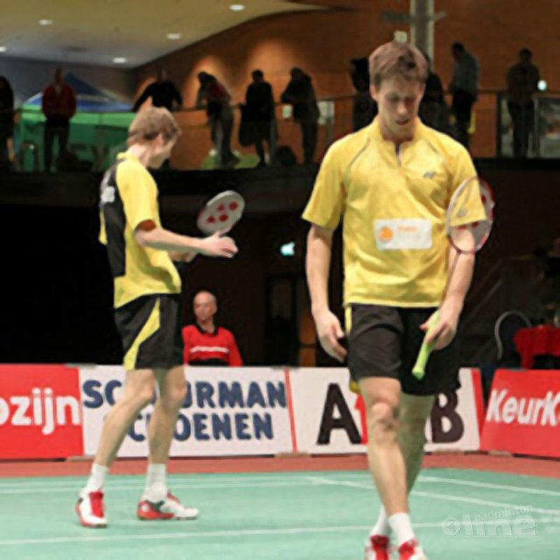 Vanaf donderdag Dutch International - Alex van Zaanen