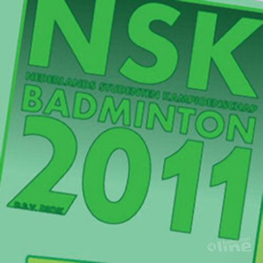 NSK badminton in Twente
