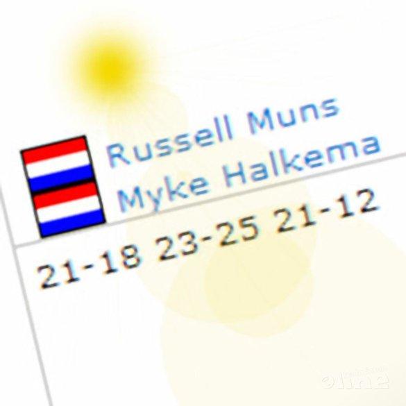 Twee mixen bij laatste acht EJK - toernooi.nl