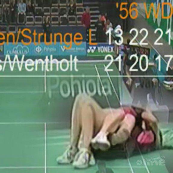 Zwaarbevochten zilver in Finland - badmintoneurope.tv