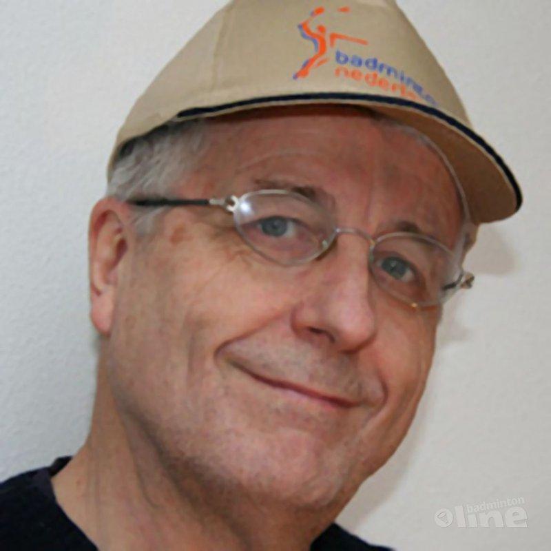Ted van der Meer: Geen 'vaarwel' maar 'tot ziens' - Badminton Nederland