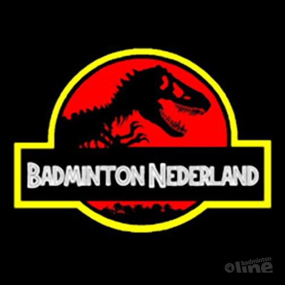Rimpelsauriërs: you're out! - badmintonline.nl