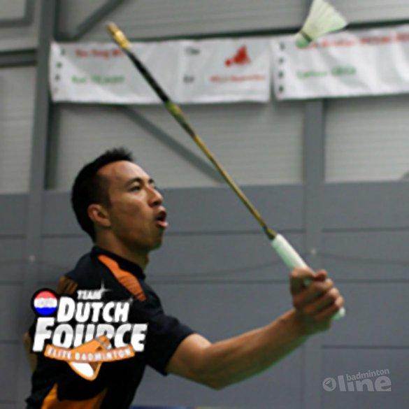 Dicky Palyama bereikt kwartfinale in Marokko - René Lagerwaard