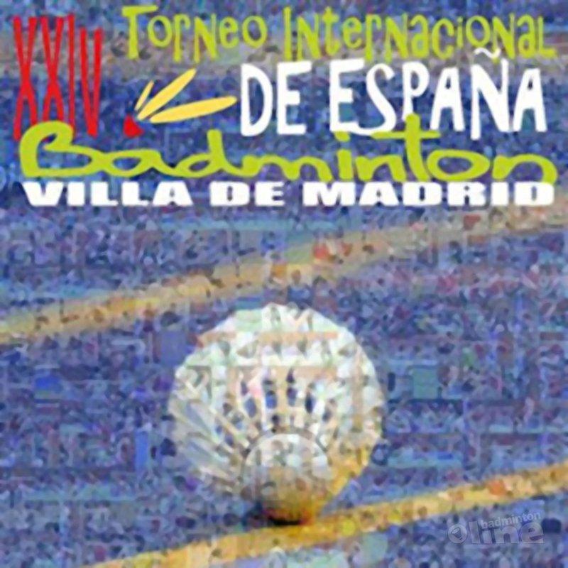 Deelnemers Spanish Open 2011 - Badminton Espana