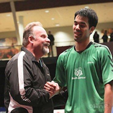 Ron Daniëls wil voorzitter worden van Badminton Nederland