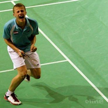 Mark Caljouw Nederlands Kampioen