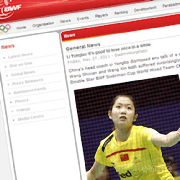 Li Yongbo: It's good to lose once in a while - BWF