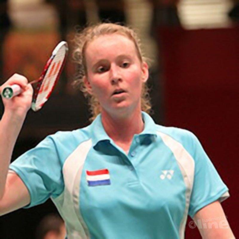 Badminton: 'Rokje mag best voor de kijkcijfers' - Alex van Zaanen