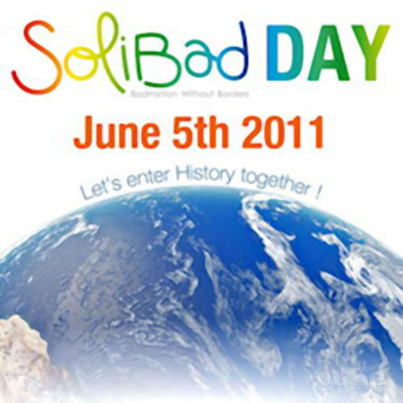 10 good reasons to join the world wide Solibad flashmob - Solibad