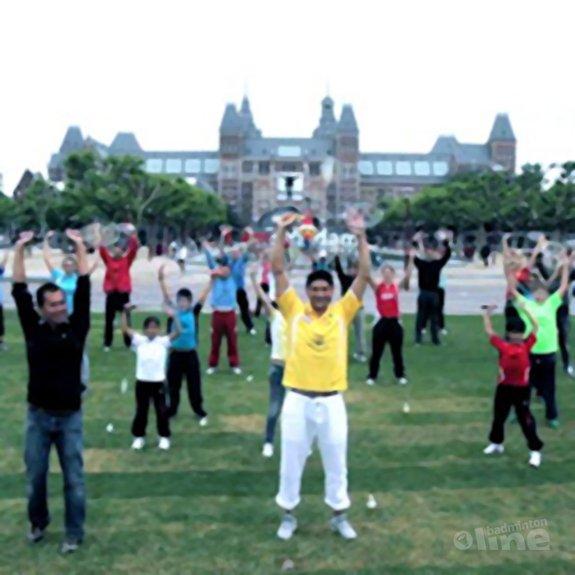 Deze afbeelding hoort bij 'UPDATE: De Solibad flashmobs van 5 juni 2011' en is gemaakt door Solibad
