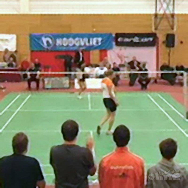 Duinwijck winnaar Carlton GT Cup 2011 - badmintonline.nl