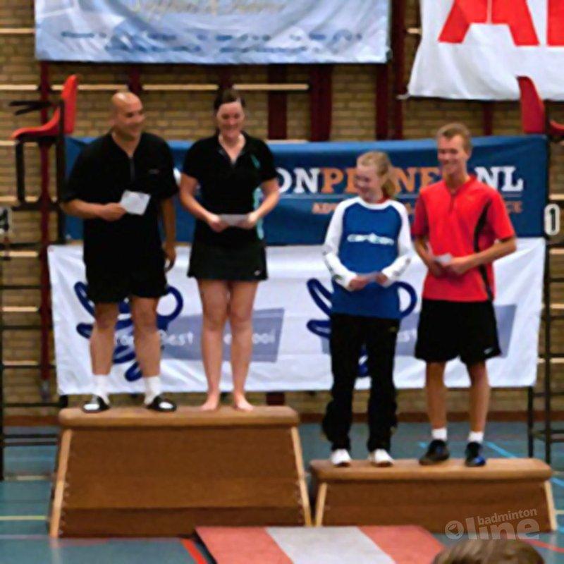 Vincent de Vries wint Eind-Best toernooi - BC Alouette