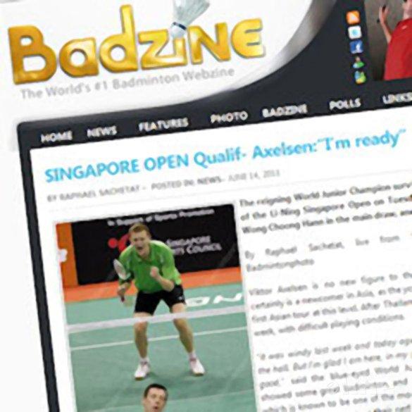 Viktor Axelsen: 'I'm ready' - Badzine