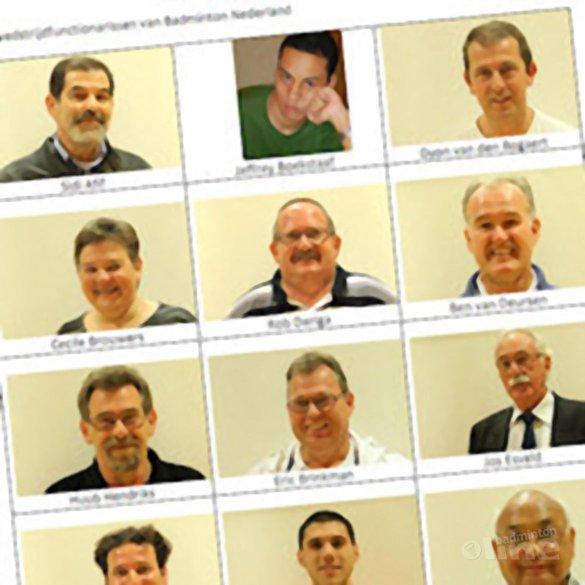 Scheidsrechter Jeffrey Boekstaaf solliciteert naar royement - Badminton Nederland