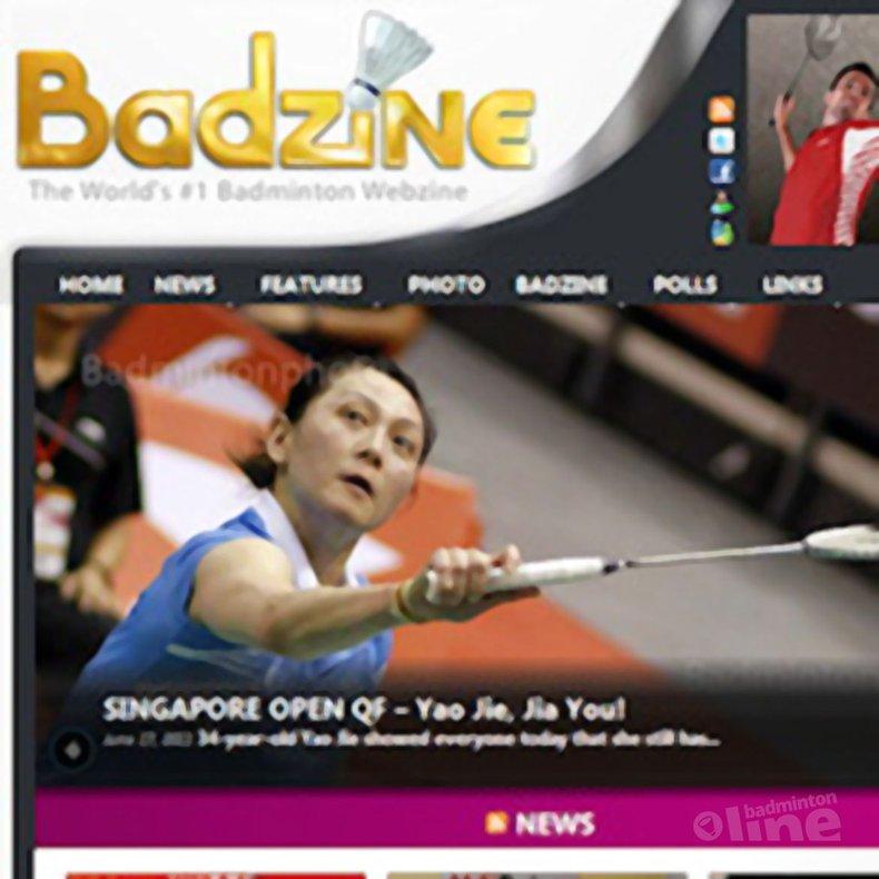 Deze afbeelding hoort bij 'Nummer 2 van de wereld te sterk voor Yao Jie' en is gemaakt door Badzine
