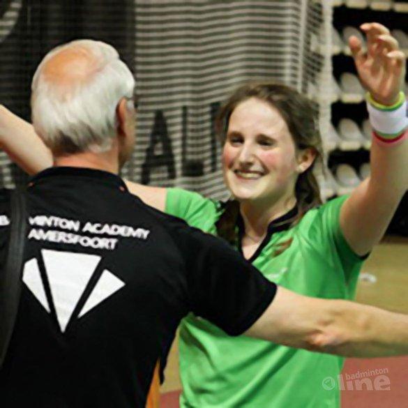 Kirsten 4 weken op trainingsstage naar China - René Lagerwaard